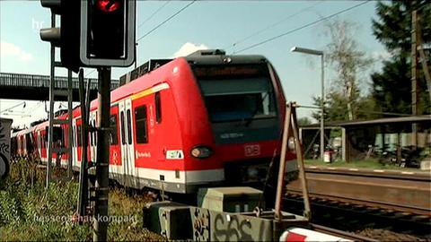 S-Bahn S6 Berkersheim