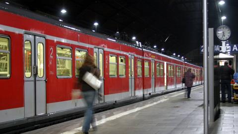 S-Bahn im Rhein-Main-Gebiet