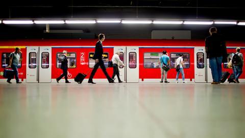 S-Bahnen Symbol