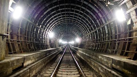 S-Bahntunnel in Frankfurt am Main