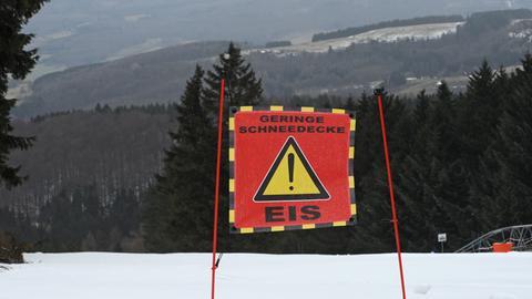 Skigebiete Wasserkuppe