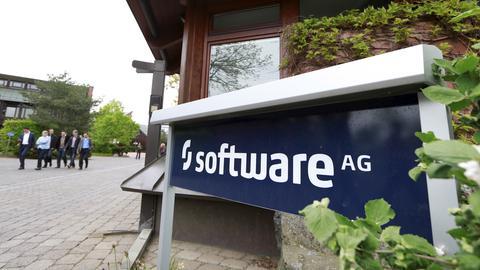 Software AG, Firmensitz in Darmstadt