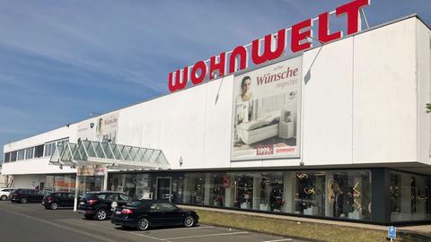 Sommerlad-Filiale Wohnwelt in Wetzlar-Dutenhofen