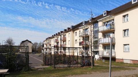 Wohnhäuser Sportsfield Hanau