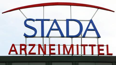 Stada Arzneimittel -  Logo des Unternehmens