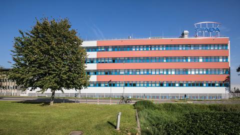 Stada-Firmensitz in Bad Vilbel.