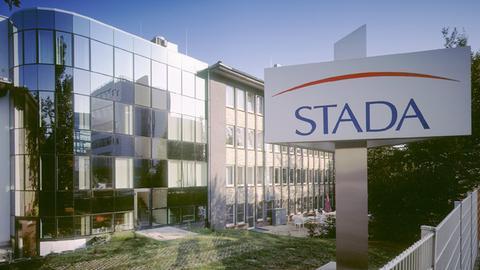 Stada-Zentrale in Bad Vilbel.