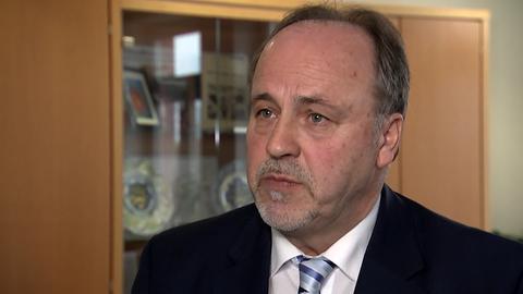 Werner Dietrich, Bürgermeister von Großenlüder