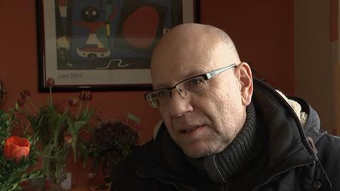 Christoph Lohfink, Sprecher der Bürgerinitiative