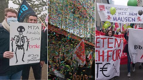 Streik Verdi