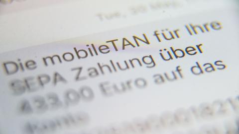 TAN fürs Online-Banking auf dem Handy