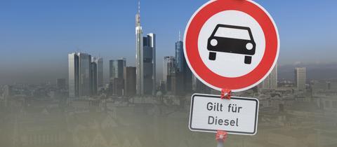 Dieselfahrverbot Frankfurt