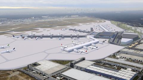 Terminal 3 Animation