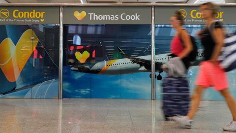 Thomas-Cook-Werbung