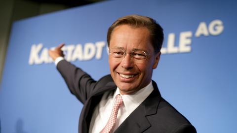 Thomas Middelhoff, Vorsitzender des Vorstands der KarstadtQuelle AG