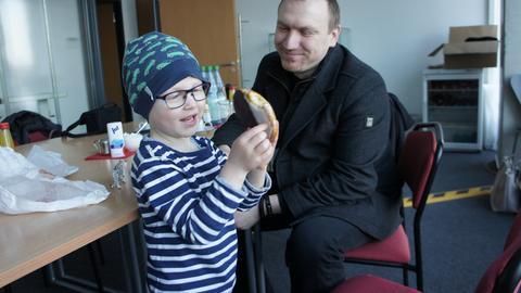 Andreas Graf und Sohn Julius