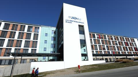 Neubau der Uniklinik Gießen