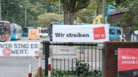 Streik in Kassel