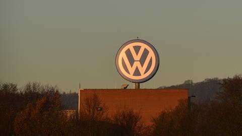 VW Werk Baunatal
