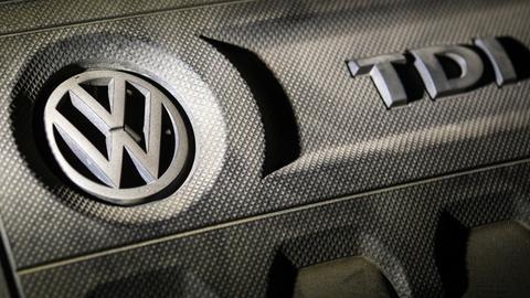 Grund der Klage: der Diesel-Motor EA 189 von VW