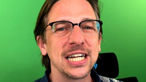 Roman Keßler, Veranstalter der Webweek Rhein-Main