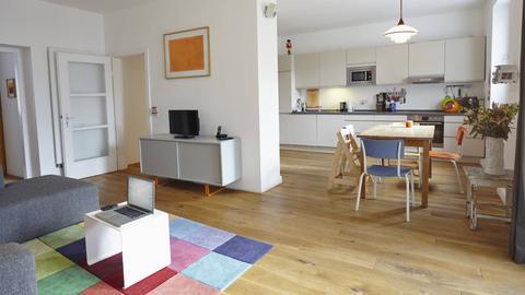 Mit Residenzwohnungen lässt sich derzeit ordentlich viel Geld verdienen.