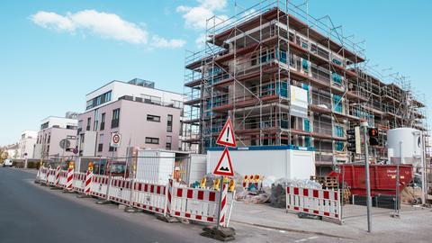 Neubausiedlung in Oberursel